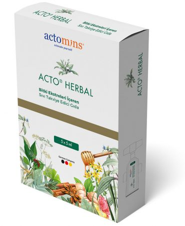 Acto herbal