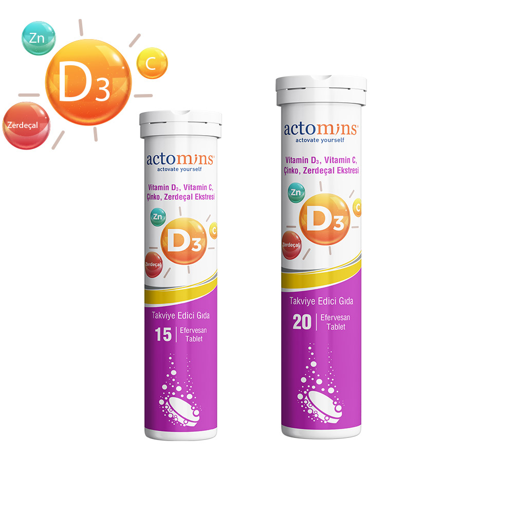 Actomins Vitamin D